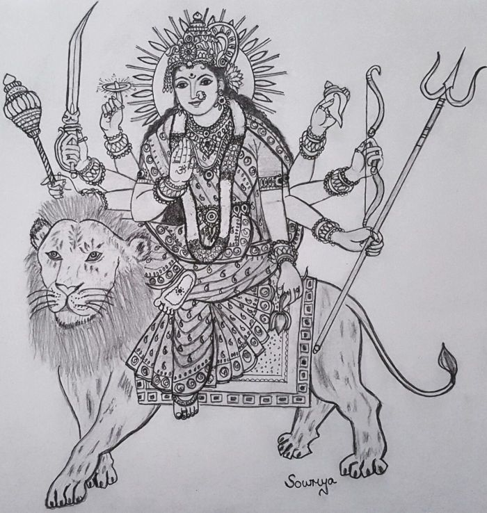 Story Of How Mahaswamigal's 'Durga Pancharatnam' Was
