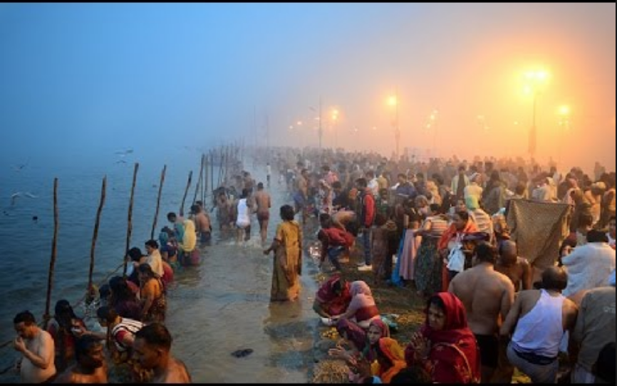 Ganga Sagar Mela should be treated like Kumbh Mela — Puri Shankaracharya! –  Shankara!