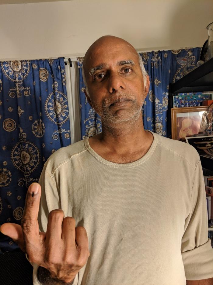 Modi Vote