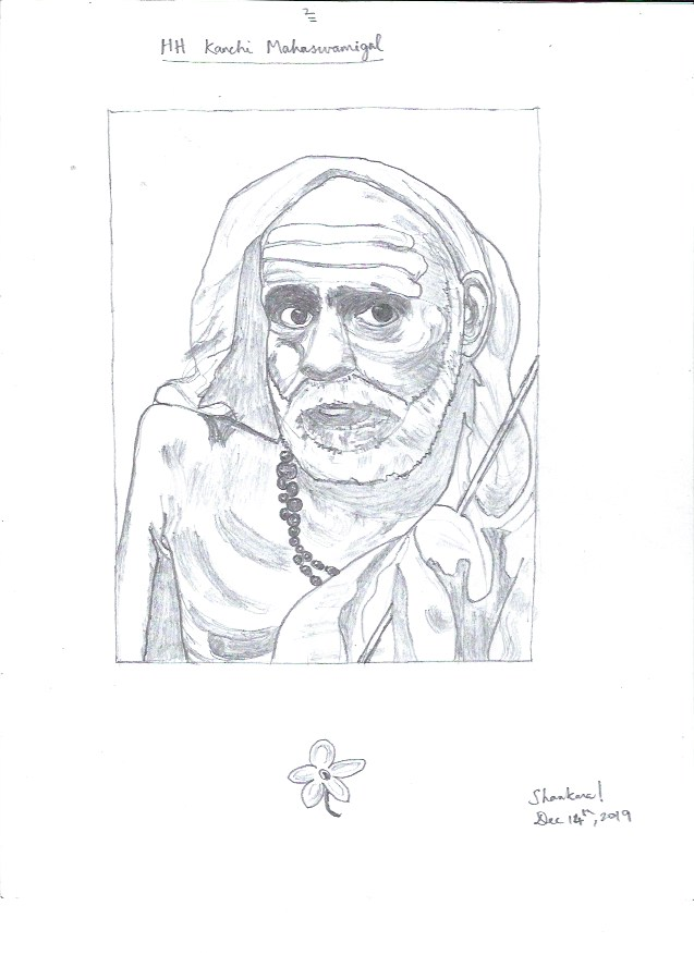 Swamigal drawing final