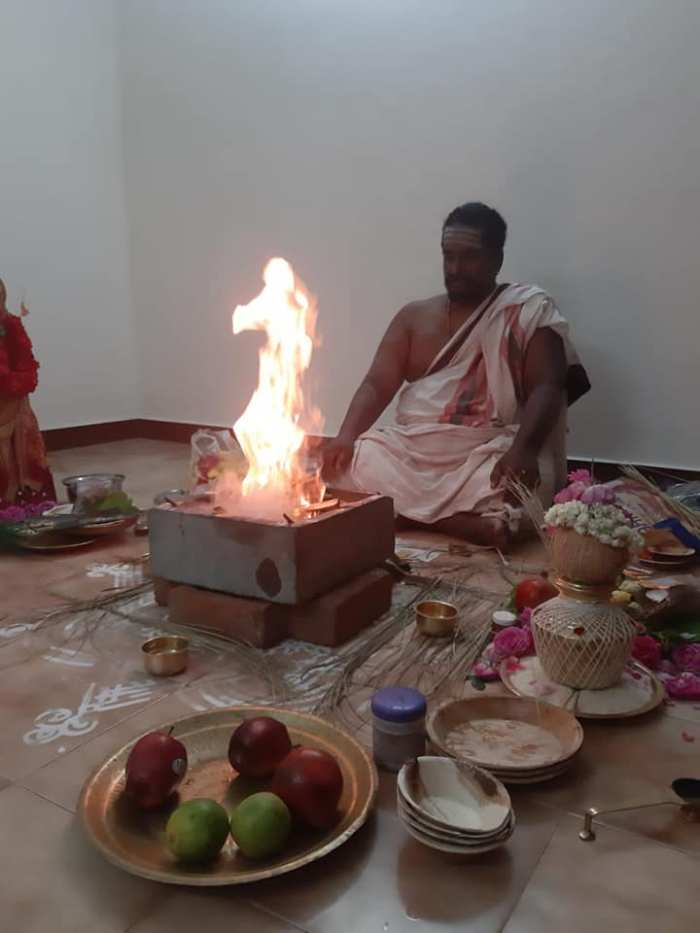Homam kittu swamigal