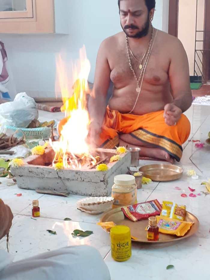 Swamigal Homam Bhavani