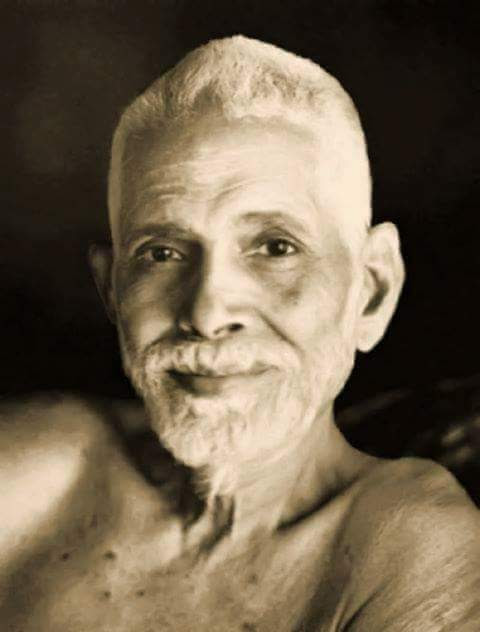 Ramana Black and White bliss